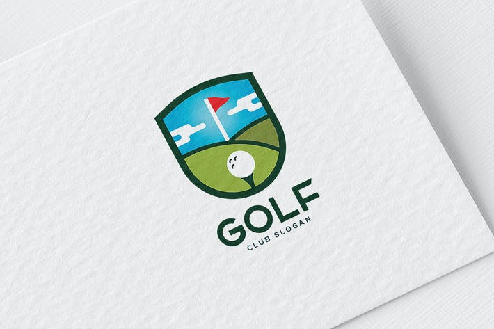 Thumbnail for Logo del club de golf