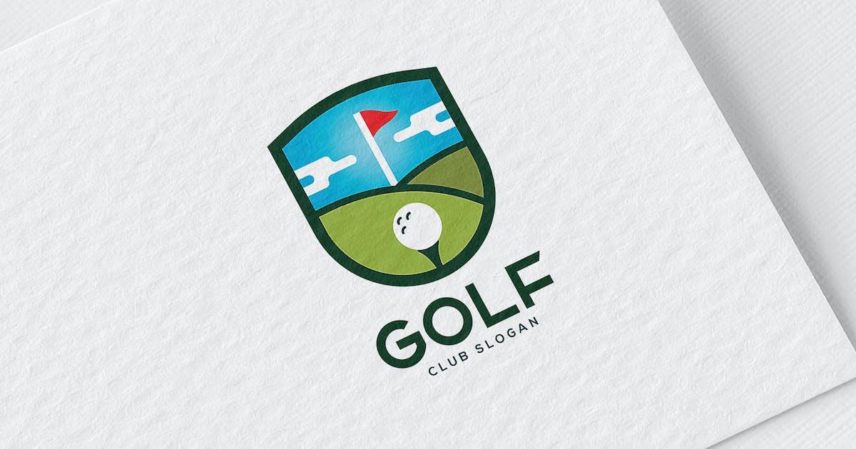 Download Golf Club Logo by MONOGRPH