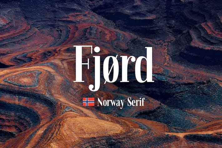 Thumbnail for Fjørd