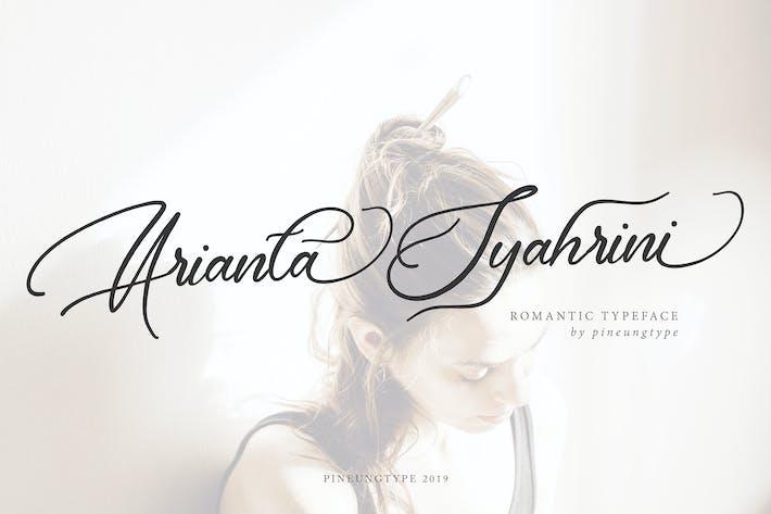 Arianta Syahrini Romantic Police
