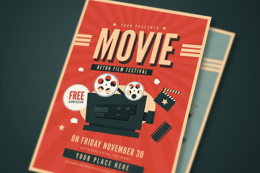 Old Retro Movie Festival