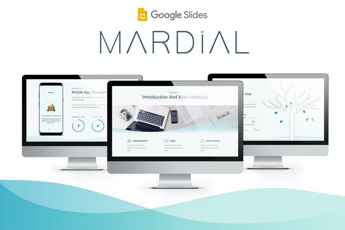 Mardial - Google Slides Template