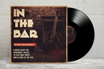 Vinyl Mock Up Vorlage Vol 02