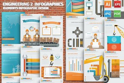 Engineering Infographics Design Part 2