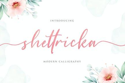 Shettricka - Modern Calligraphy