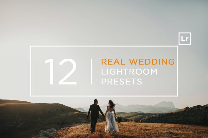 Thumbnail for 12 Real Wedding Lightroom Presets