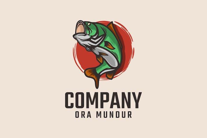 Thumbnail for Fish Logo Mascot