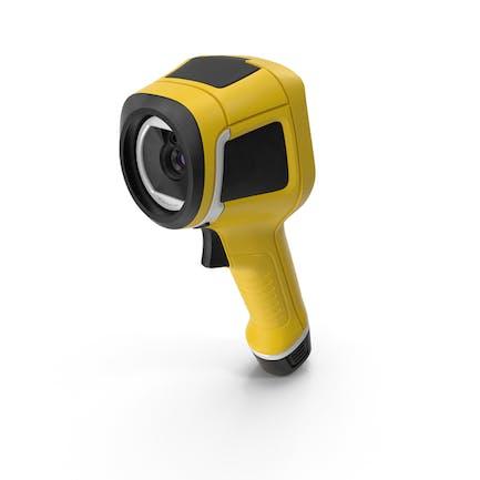 Handheld-Wärmebildkamera