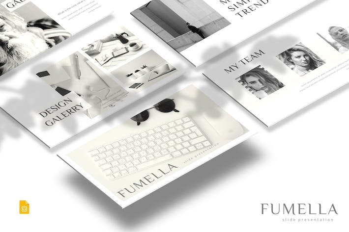 Thumbnail for Fumella - Google Slides Template