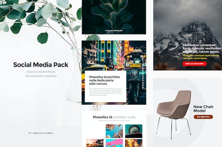 Thumbnail for Social Media Banners - Vol50