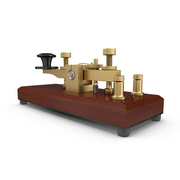 Cover Image for Telegraph Key