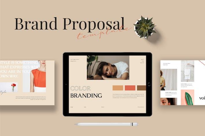 Thumbnail for LRose Brand Kit Template