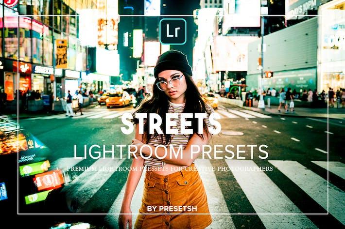 Thumbnail for Street Lightroom Presets