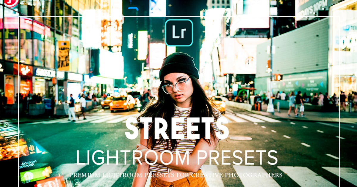 Download Street Lightroom Presets by Presetsh