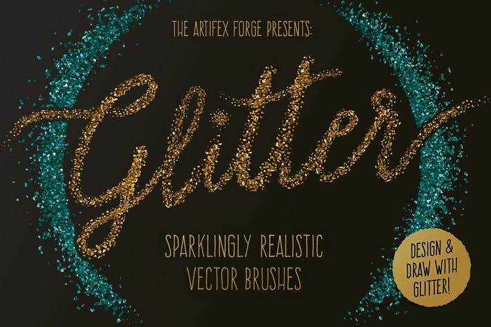 Thumbnail for Glitter Brushes