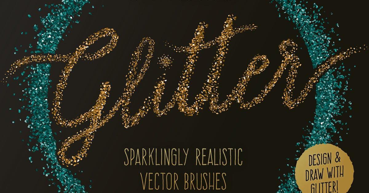 Glitter Brushes by JRChild