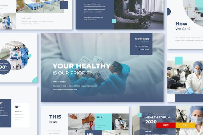 MEDIS - Презентация здравоохранения