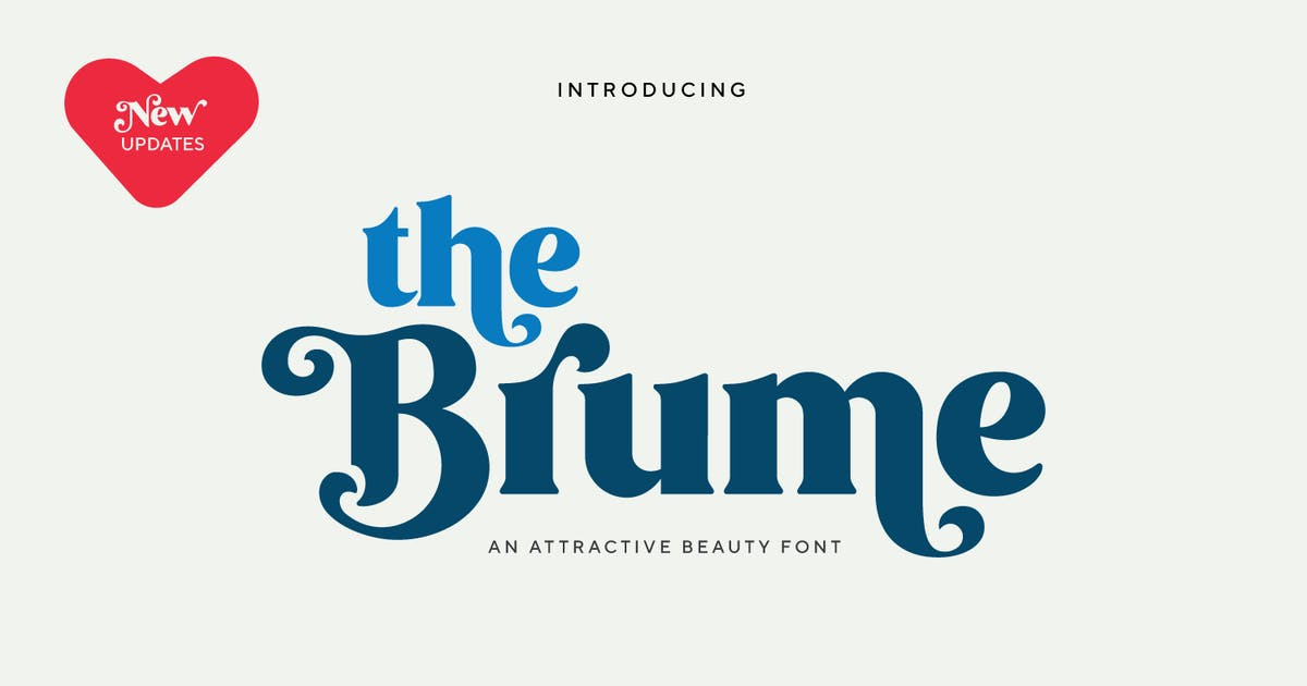 Download Brume Font by creativemedialab