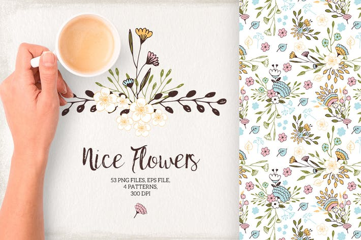 Thumbnail for Nice Flowers