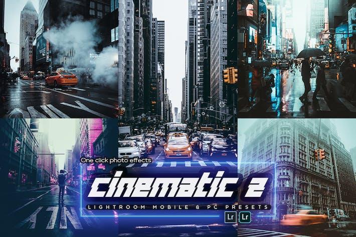 Cinematic Lightroom Presets 2.0