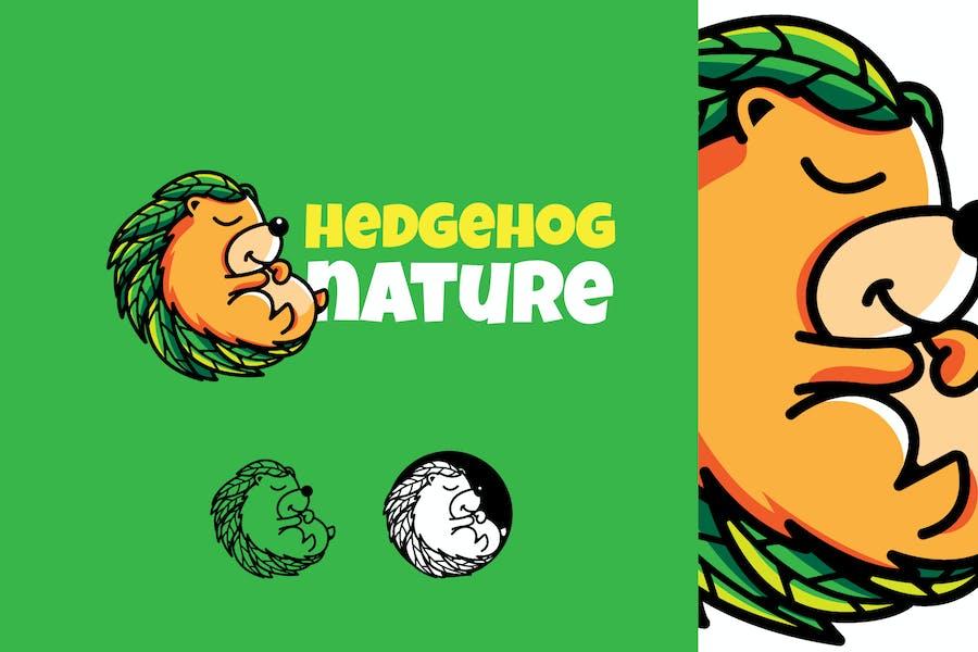 HEDGEHOG - Mascot & Esport Logo