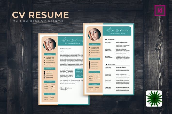 Thumbnail for Available CV Resume
