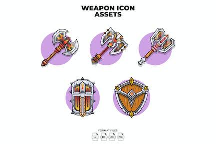 WEAPON ICON ASSET