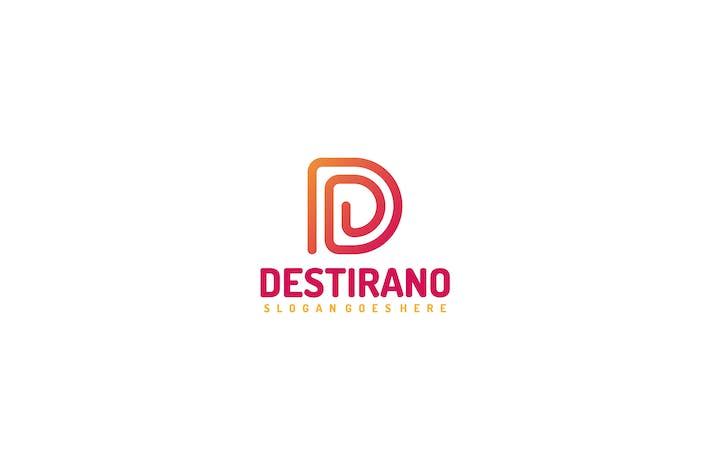 Thumbnail for D Lines-Letter Logo