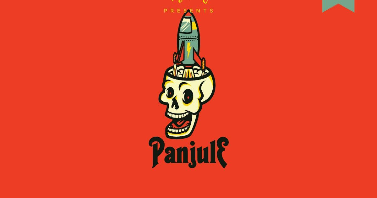 Download Panjule Logo Template by Ijajil