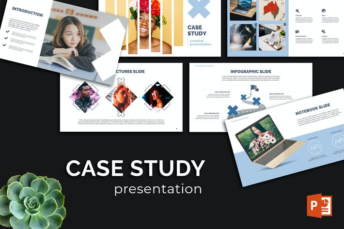 Thumbnail for Case Study PowerPoint Presentation