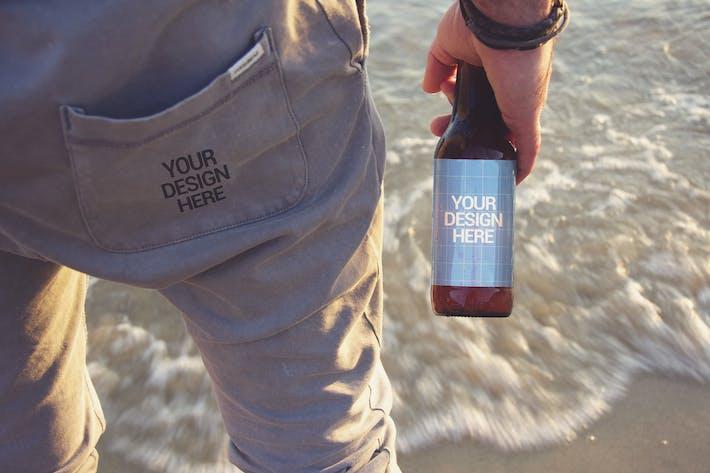 Thumbnail for Beach Beer Style   Logo