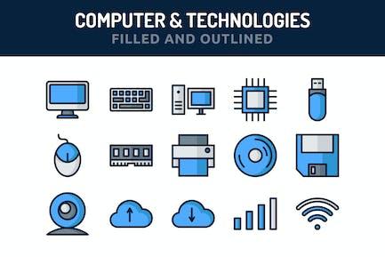 Computer- und TechnologiesIcons