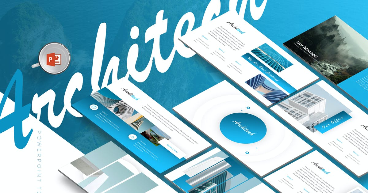 Download Architech - Powerpoint Template by aqrstudio