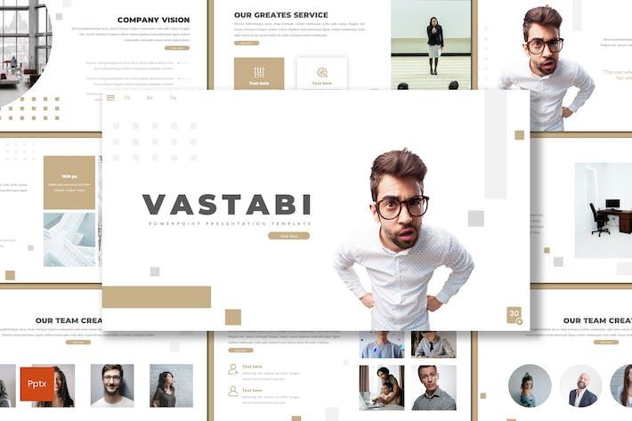 Thumbnail for Vastabhi - Business Powerpoint Template