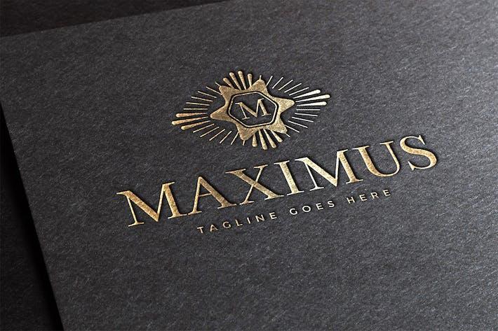 Thumbnail for Maximus Logo Template
