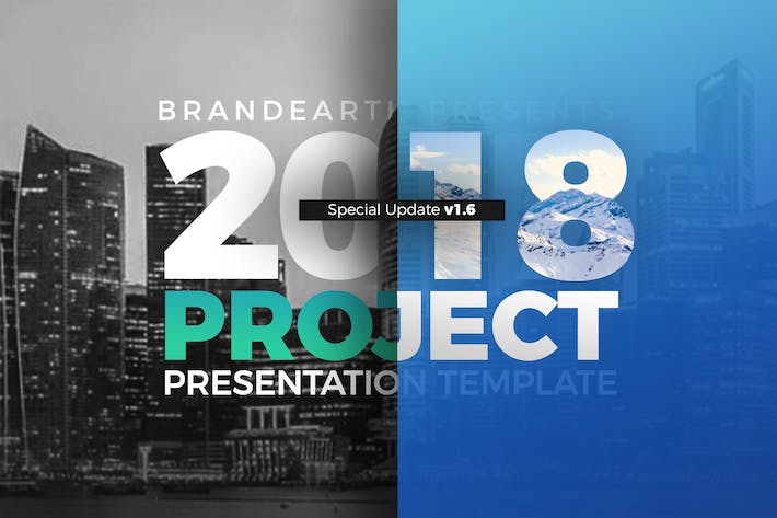 Thumbnail for 2017 Project Presentation Template