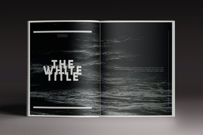 Thumbnail for Multipurpose Magazine 7 Indesign Template