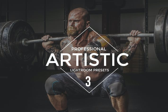 Thumbnail for Artistic vol. 3 Lightroom Presets