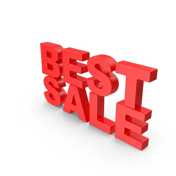Best Sale 3D Text