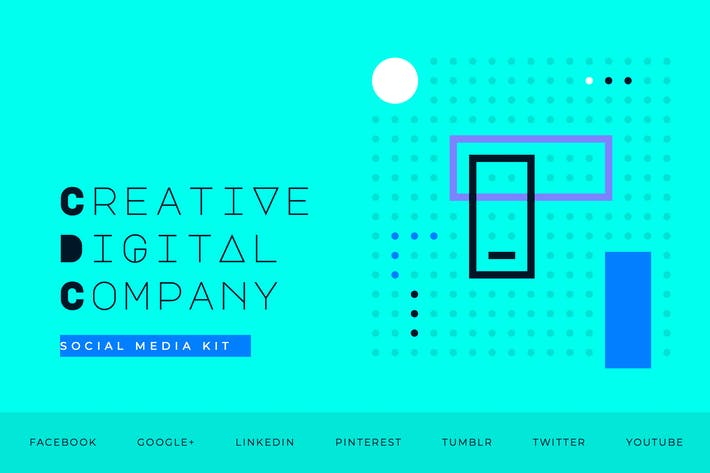 Thumbnail for Creative Digital Agency – Social Media Kit