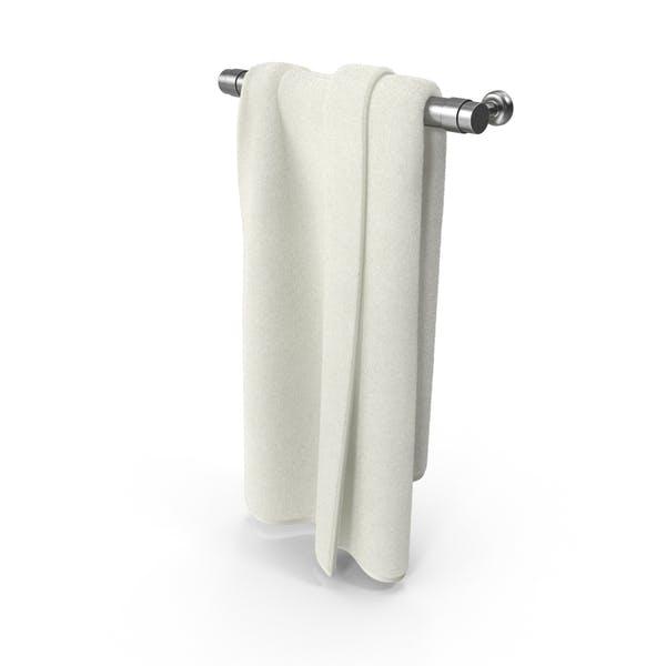 Thumbnail for Белое полотенце