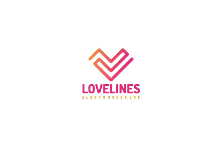 Thumbnail for Love Lines Logo