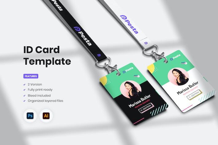 Id Card - Pesta 1