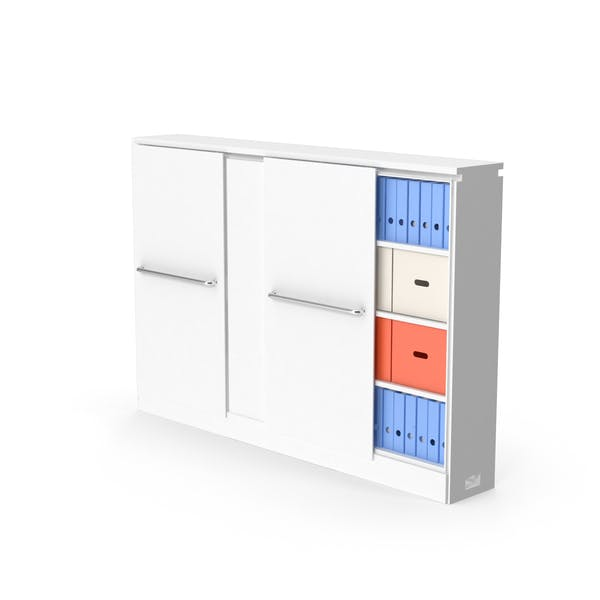 Cover Image for Office Cabinet