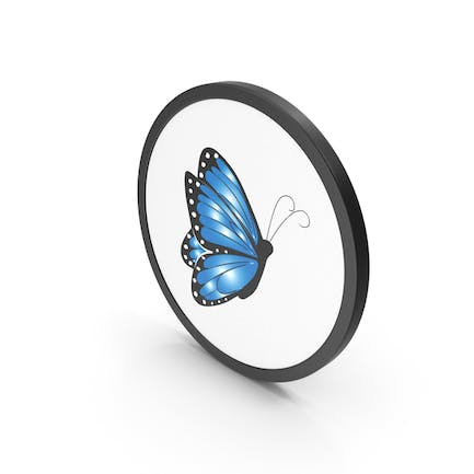 Icon Butterfly
