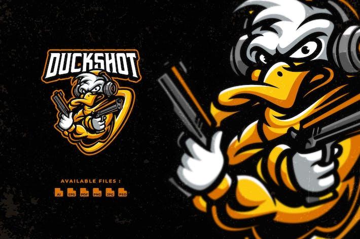 Thumbnail for Duckshot Esport Logo