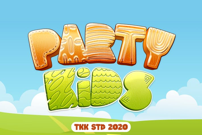 Thumbnail for Party Kids - Fuente para juegos