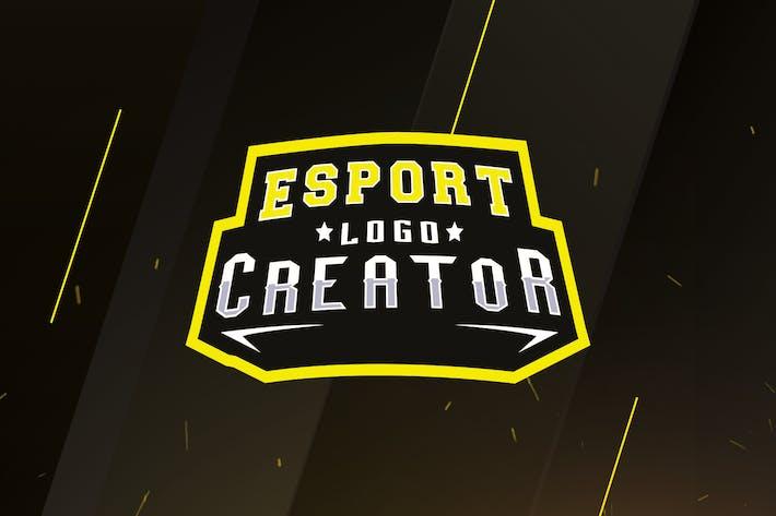 Thumbnail for Esports Logo Creator Bundle
