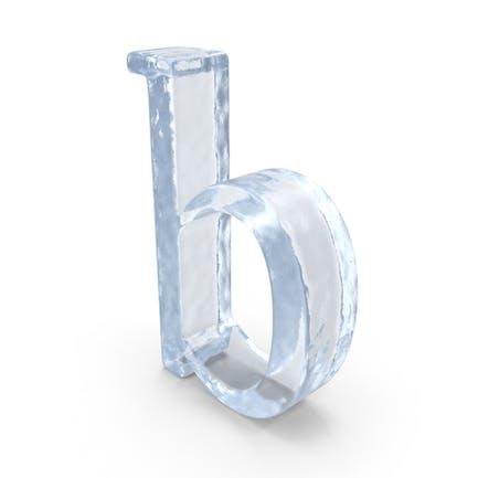 Letra ICE minúscula b
