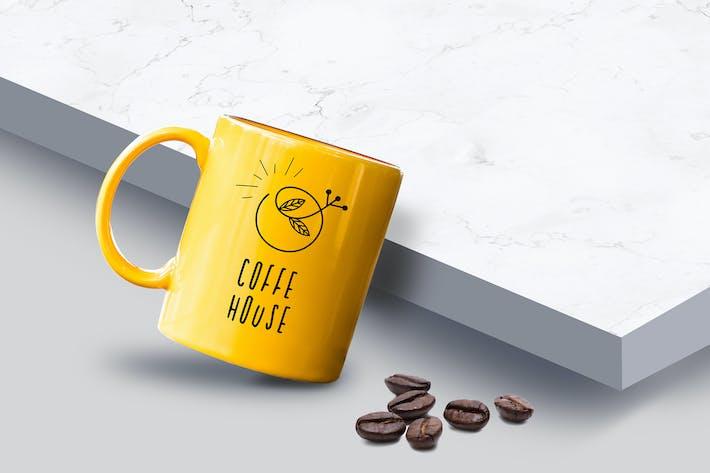 Thumbnail for Coffee Mug Mockup
